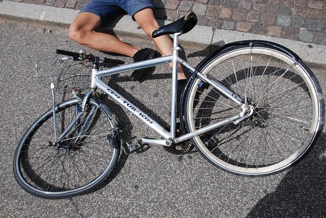 Privathaftpflicht Vergleich Fahrrad Unfall