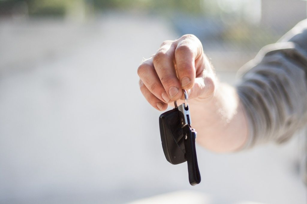 Kein Auto? - Mietwagen günstig Schlüsselübergabe